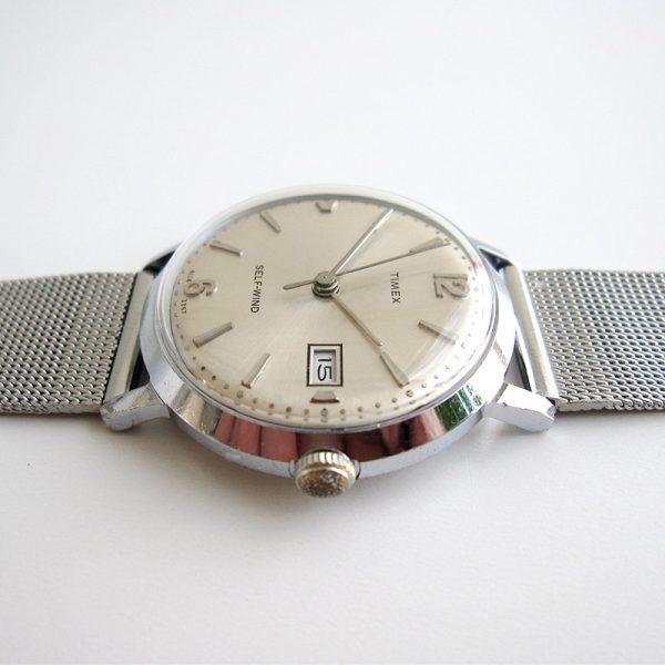 Timexman - Timex Viscount calendar 1967