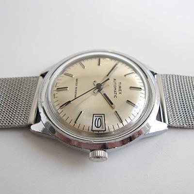 timexman - Timex Viscount Calendar 1978
