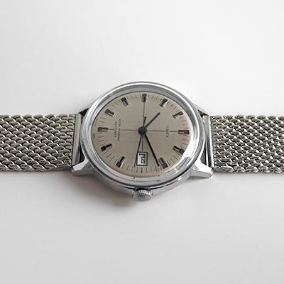 timexman Timex Viscount Calendar 'Crosshair' 1971