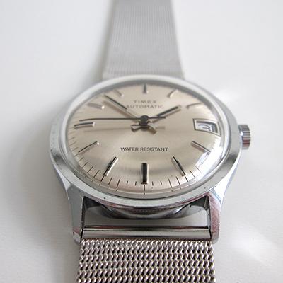 timexman - Timex Viscount Calendar 1981