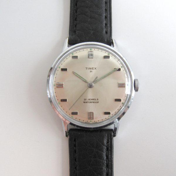 timexman Timex 21 jewels 1968