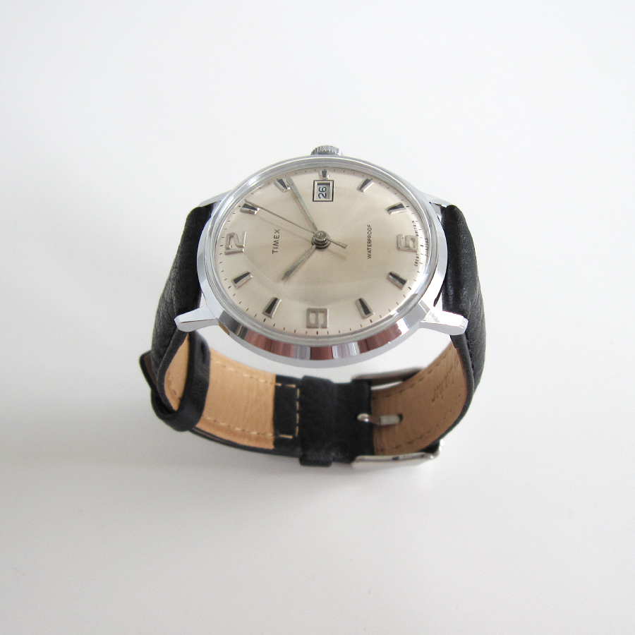 Timex Marlin Calendar 1969