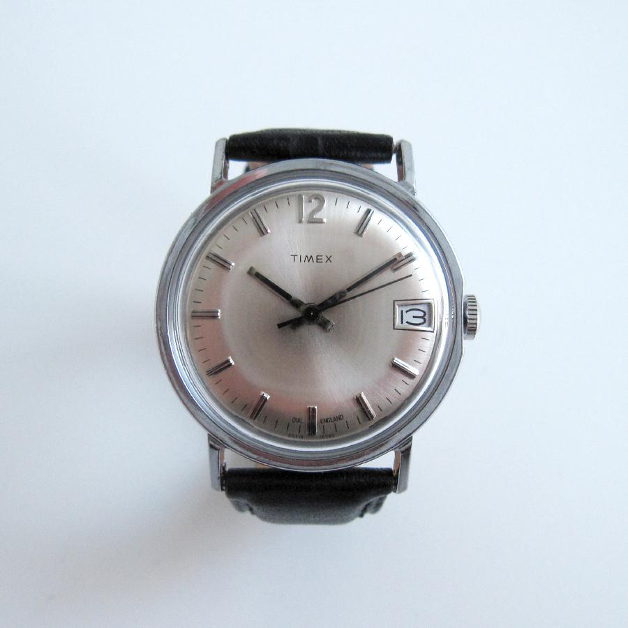 Timex Mercury Calendar 1979