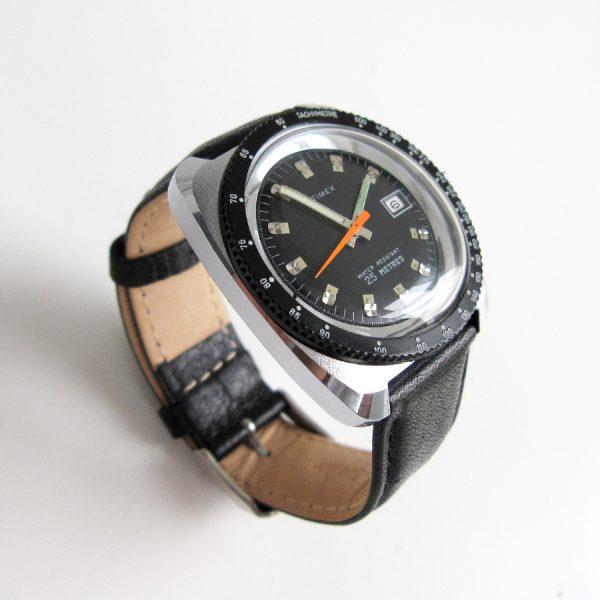 timexman Timex Marlin Calendar 1973