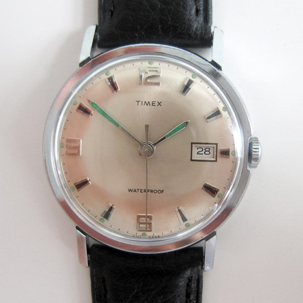 Timex Marlin Calendar 1968