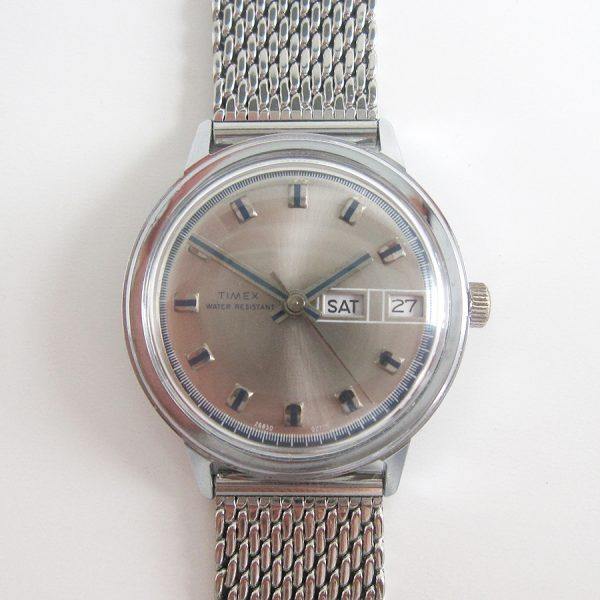 Timex Marlin Day Date 1975